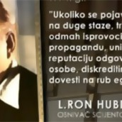 Nova TV: Scientologija